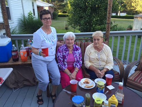 Now and Beyond Widow Support Group Annual Picnic